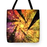 Sunflower Fan Tote Bag