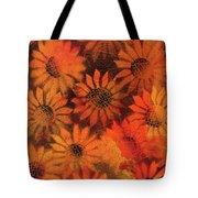 Sunflower Field 1.2 Tote Bag