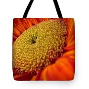 Sunflower Fire 1 Tote Bag
