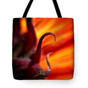 Sunflower Fire 2 Tote Bag