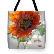 Sunflower Fun II Tote Bag