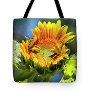 Sunflower Glory Tote Bag