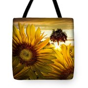 Sunflower Heaven Tote Bag