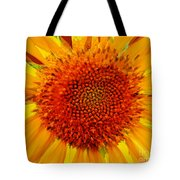 Sunflower In The Sun Tote Bag