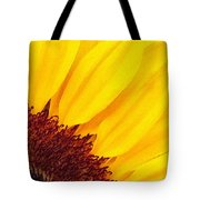 Summer Gold Tote Bag by Julian Perry