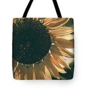 Sunflower Matte Tote Bag