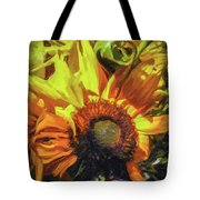 sunflower No. 1 Tote Bag