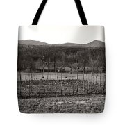 Sunflower Plot Tote Bag