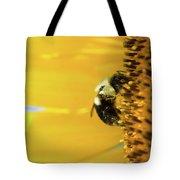 Sunflower Pollen Tote Bag
