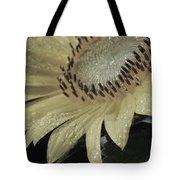 Sunflower Rain Tote Bag