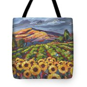 Sunflower Ranch Tote Bag