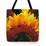 Sunflower Rise Tote Bag