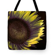 Sunflower Dawn Tote Bag