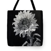Sunflower Sutra Tote Bag