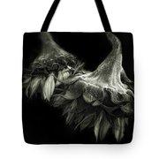 Sunflower Tango Tote Bag