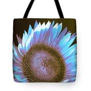 Sunflower Dusk Tote Bag