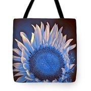 Sunflower Moonlight Tote Bag