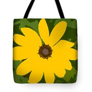 Sunflower Work Number 3 Tote Bag