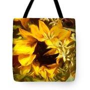 Sunflower1 Tote Bag