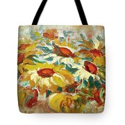 Sunflowers 15 Tote Bag