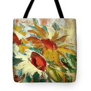 Sunflowers 16 Tote Bag