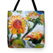 Sunflowers 5 Tote Bag
