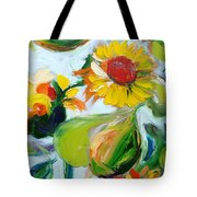 Sunflowers 7 Tote Bag