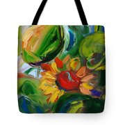 Sunflowers 8 Tote Bag