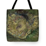 Sunflowers Gone To Seed Paris, August - September 1887 Vincent Van Gogh 1853  1890 Tote Bag