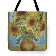 Sunflowers II. Tote Bag