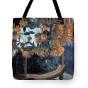 Sunflowers, 1901 By Paul Gauguin  Tote Bag