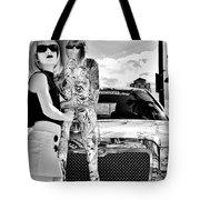 Sunglass Gazers Tote Bag