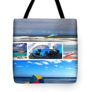 Sunglasses Needed In Paradise Tote Bag