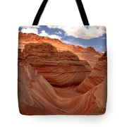 Sunkiss At Coyote Buttes Tote Bag