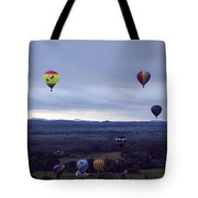 Sunkiss Ballooning 1 Tote Bag