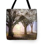 Sunlight In The Meadow Tote Bag