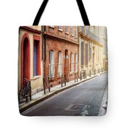 Sunlight In Toulouse Tote Bag