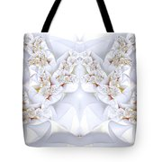 Sunlight On Ice Tote Bag