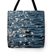 Sunlight Reflection Tote Bag
