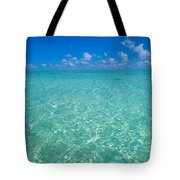 Sunlight Reflections Tote Bag