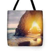 Sunlight Threads The Needle Tote Bag