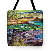 Sunlight To Shadows Tote Bag