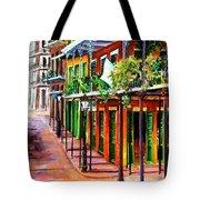 Sunlit New Orleans Tote Bag
