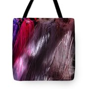 Sunlit Veils  Tote Bag