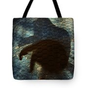 Sunning Shadow Tote Bag by David Sutter