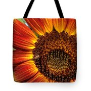 Sunny And Bright Today.  Tote Bag