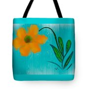 Sunny And Hot Tote Bag