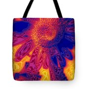 Sunny And Wild Tote Bag