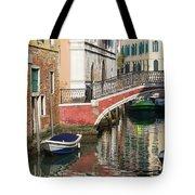 Sunny Backwater Tote Bag