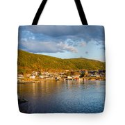 Sunny Bay Tote Bag
